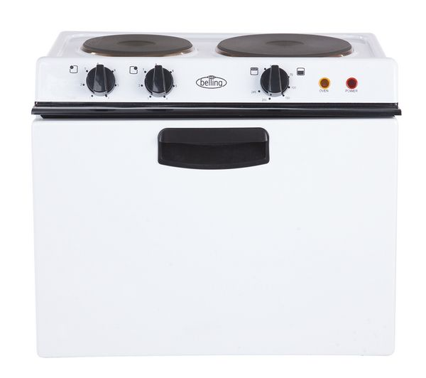 Buy BELLING Baby 121R Electric Tabletop Cooker - White