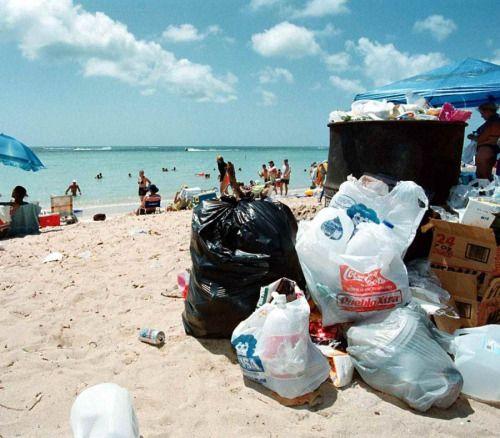 Se reduce la basura que el @DRNAPR recoge en las playas -...