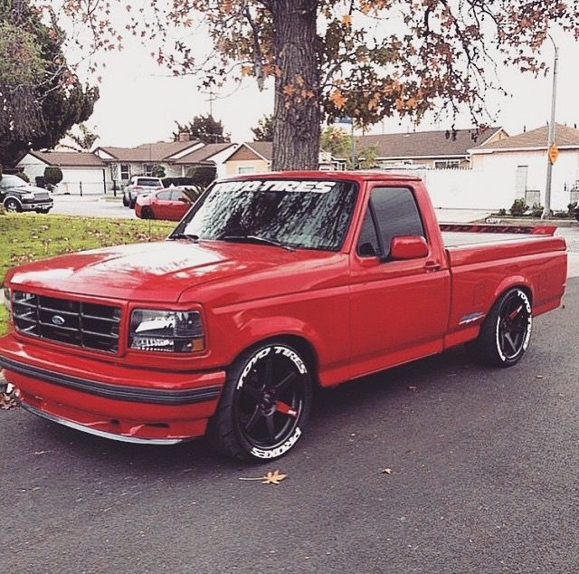 A Bf E D F D E on 1994 Ford Lightning Lowered
