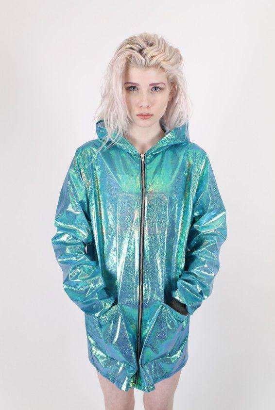 holographic jacket.
