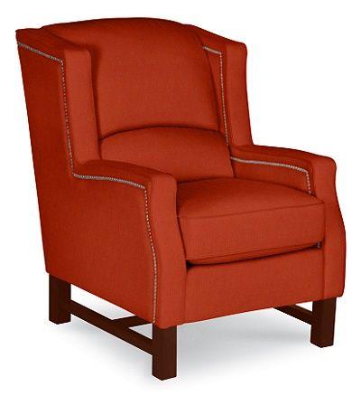 Cosmopolitan Stationary Chair By La Z Boy Stationary