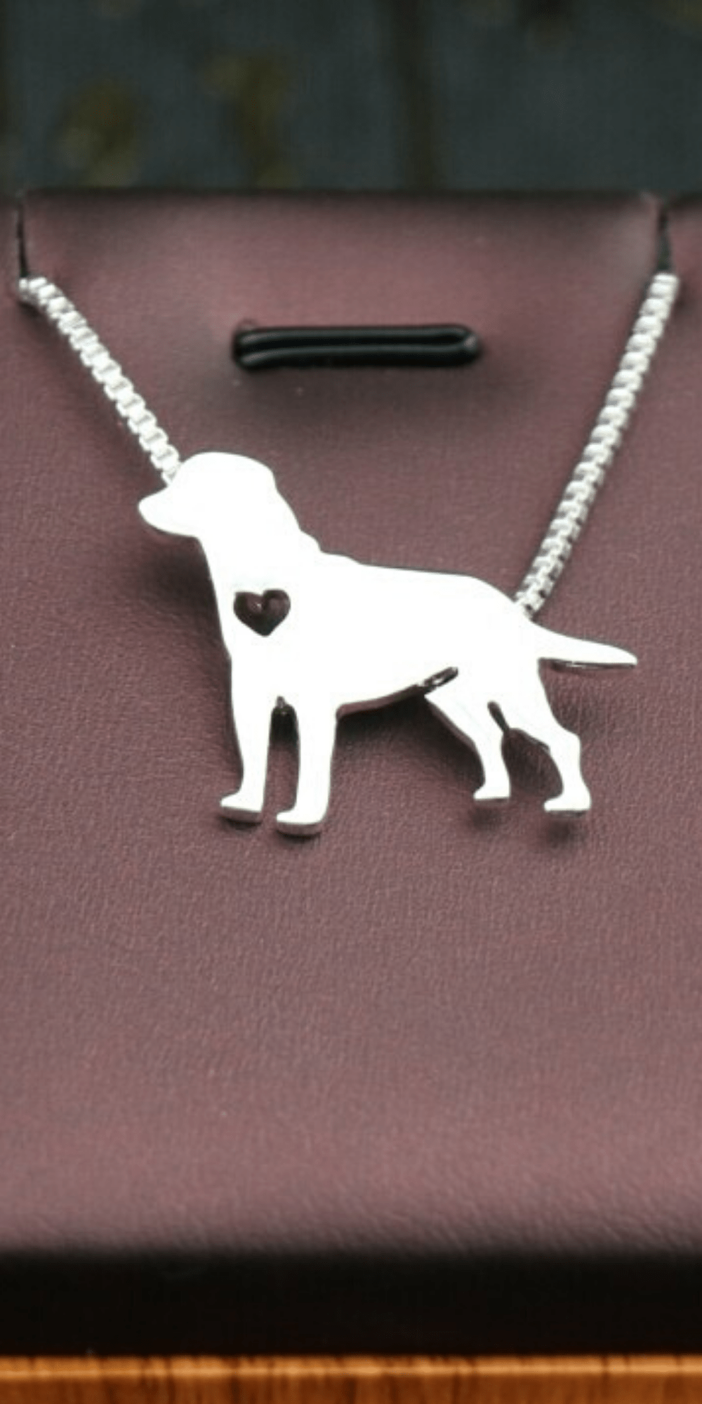 Gifts for dog owners Do you love dogs? Buy yourself this necklace! Dog necklaces for pet memorials.