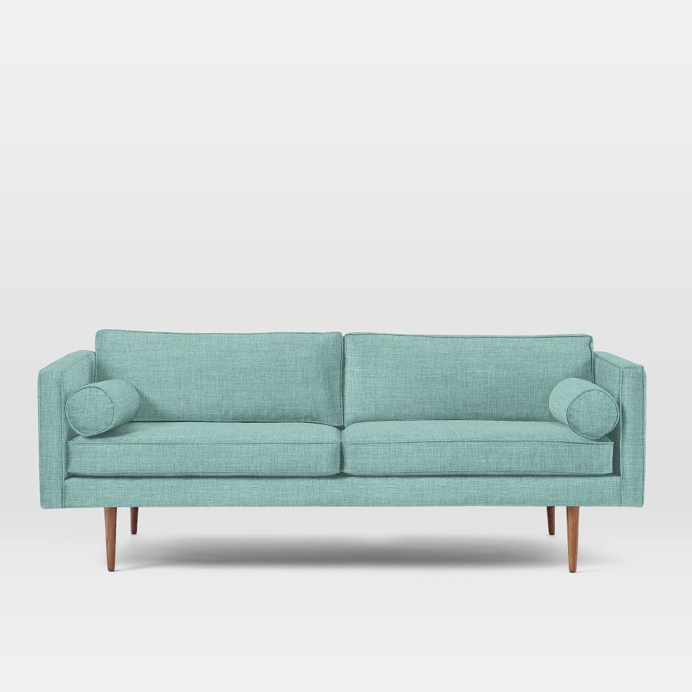 Monroe Mid Century Sofa Mid Century Sofa Sofa Mid Century