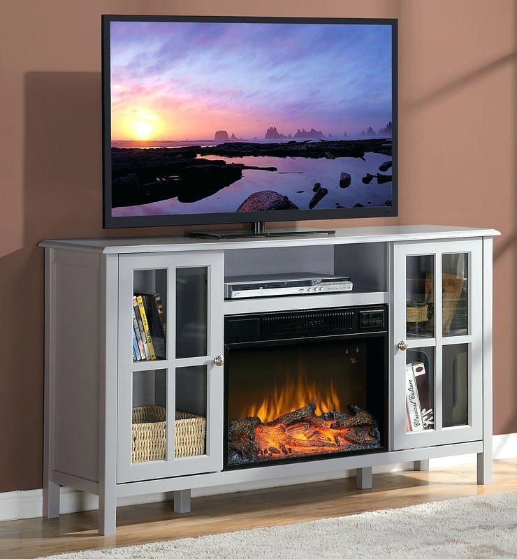 Der Zoll Tv Ständer Mit Kamin #Kaminöfen