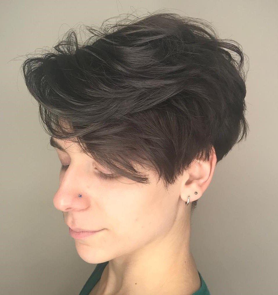 Pixie Haircuts For Thick Hair 50 Ideas Of Ideal Short Haircuts Pixie Haircut For Thick Hair Pixie Hairstyles Pixie Haircut