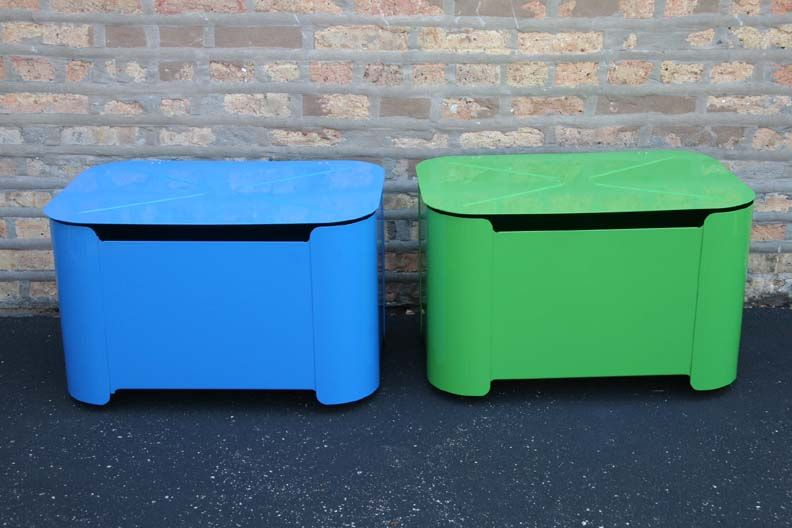 Tolix Kids Tortoise Toy Box On Wheels Outdoor Toy Storage Toy Storage Boxes Toy Storage