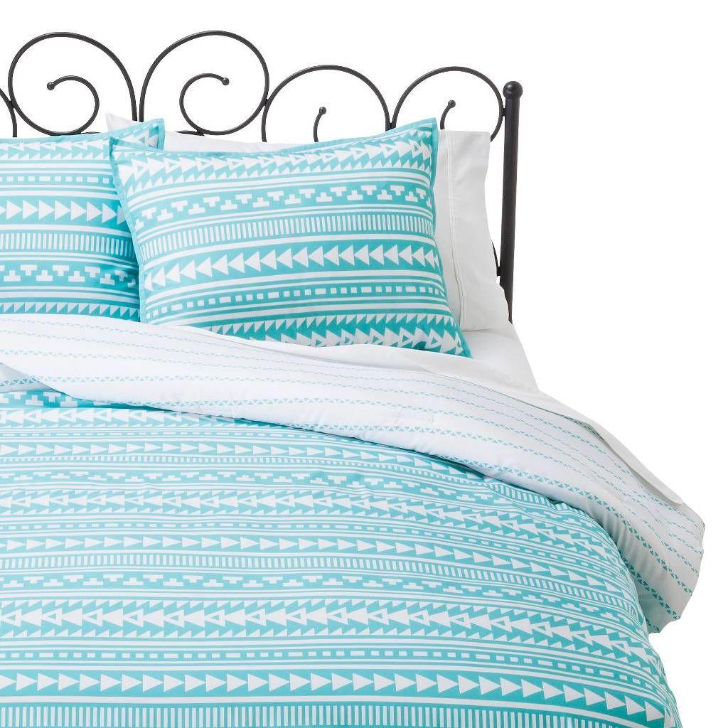 Xhilaration Tribal Stripe Comforter Set Image 1 Of 4 Comforter Sets Comforters Tribal Bedding