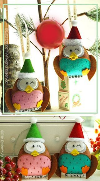 Santa OWL Baby First Christmas. http://giftsdefine.com