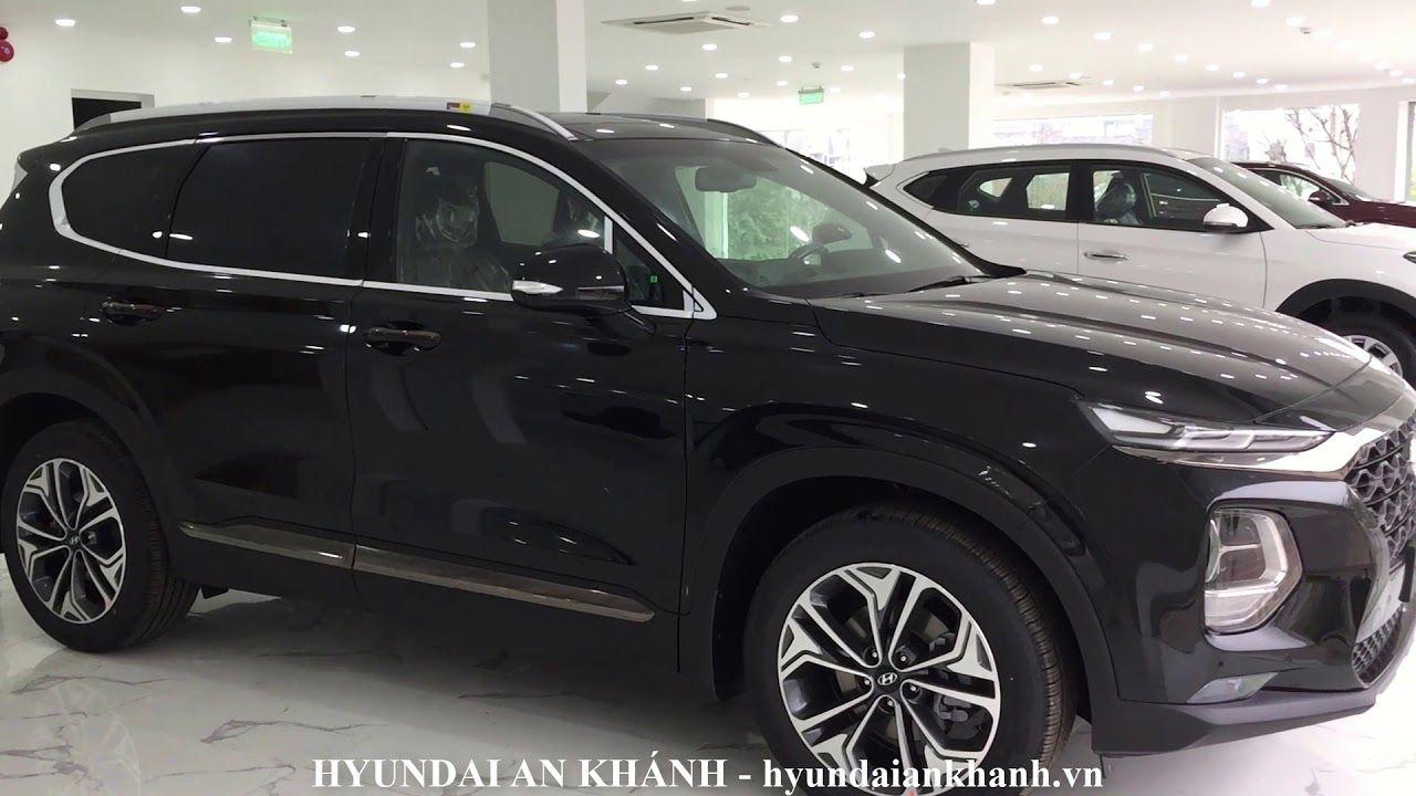 Hyundai Santafe 2020 Mau đen In 2020 Hyundai Santa Fe Hyundai Motor Kia Motors