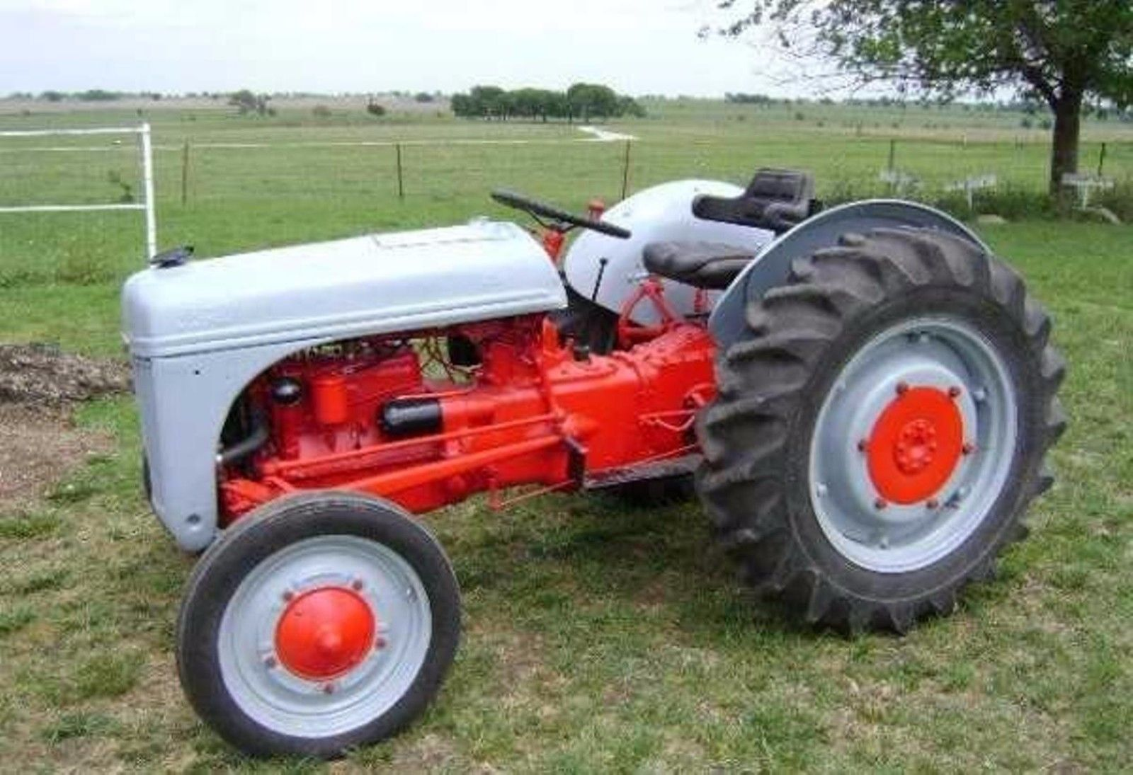 hight resolution of ford 2n 8n 9n tractor workshop parts manual ebay