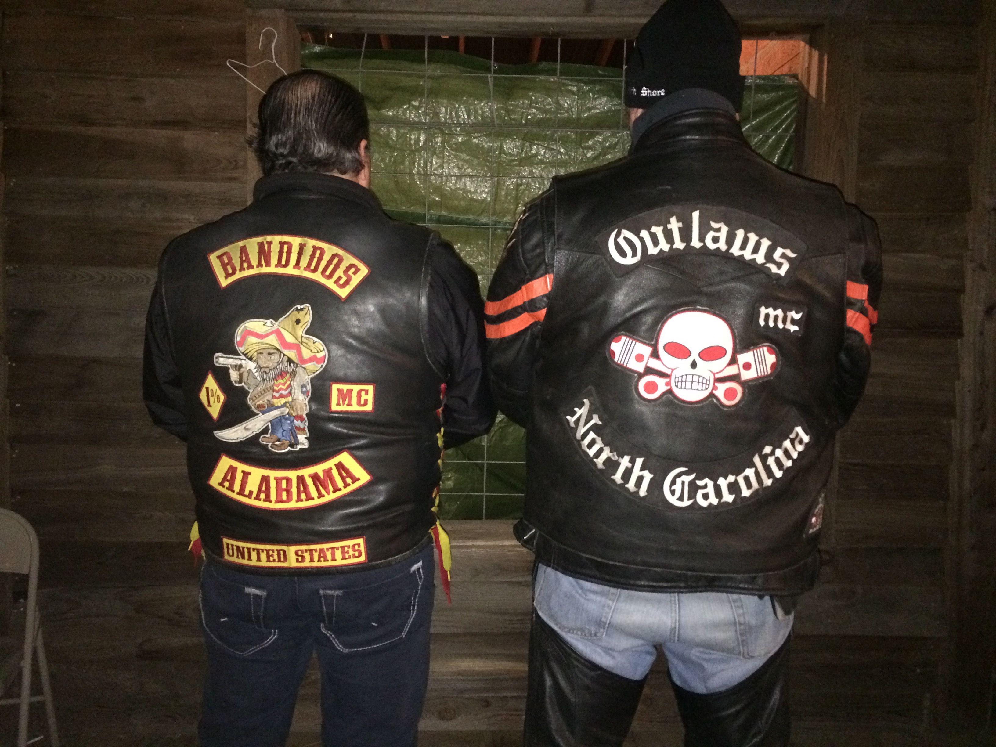 Outlaws MC, Bandidos MC | Biker | Outlaws motorcycle club