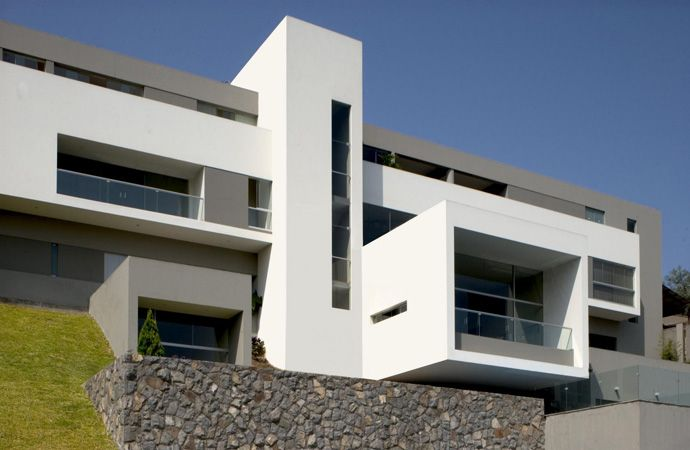 Modern House by Javier Artadi in Lima, Peru