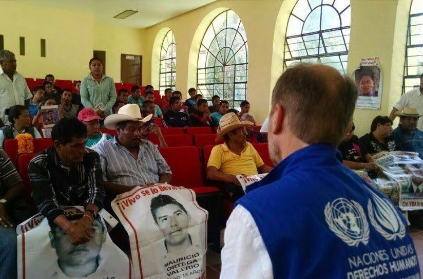 Funcionario de #ONU habría sido secuestrado por disidencias de Frente Primero de LAS #FARC.   http://bit.ly/2qCSjCq ✅