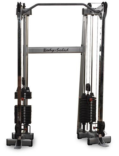 Body solid functional training center for rent bussines gym