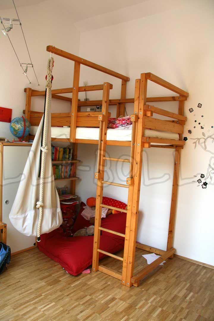 Hochbett mitwachsend BilliBolli Kindermöbel Hochbett