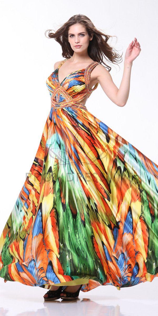 tropical bridesmaid dresses - Google Search @Melanice Clark ...
