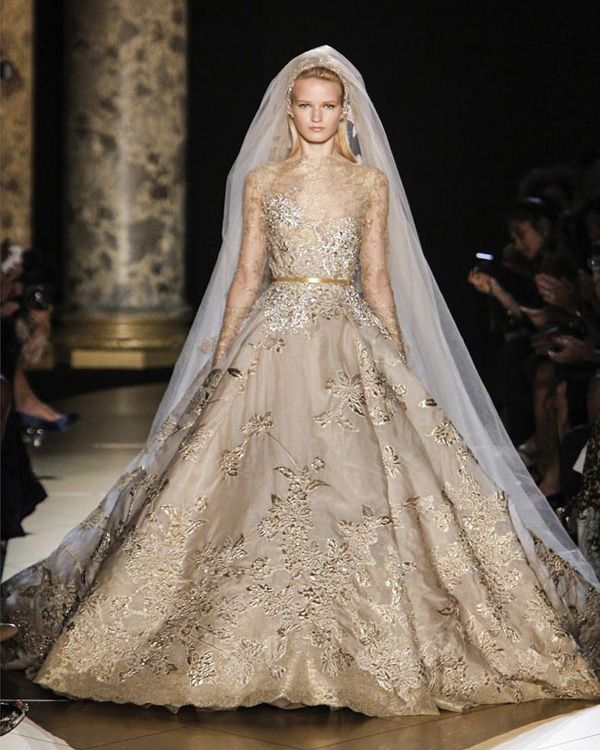 Elie saab haute couture clothing the fashion for Haute couture price range