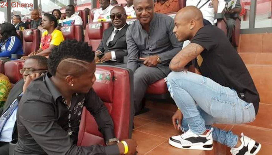 Gyan Ayew Joins Kwesi Appiah As Mali Beat Black Queens Black