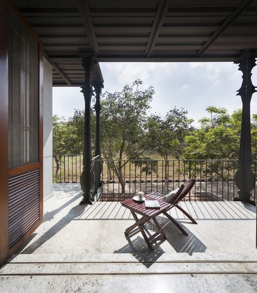 Pergola Design Kerala: Gallery Of Corbel House / Kamat & Rozario Architecture