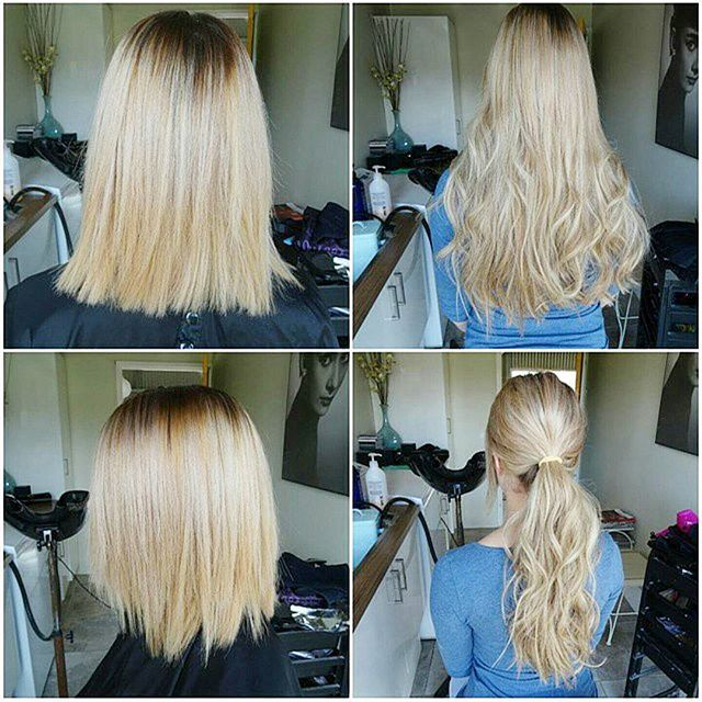 Zala Tape Hair Extensions Are Incredibly Natural And Undetectable In