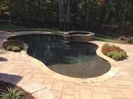 Image result for dark bottom pool