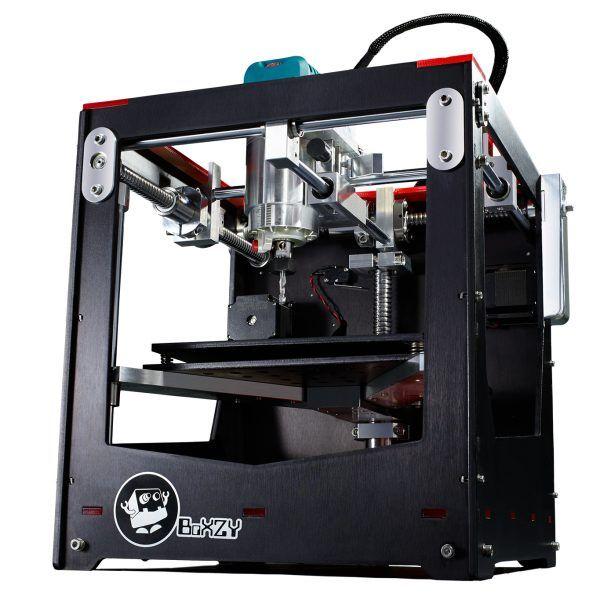 Carve – CNC Mill | BOBO GRADI | Cnc, 3d printer designs, Tools
