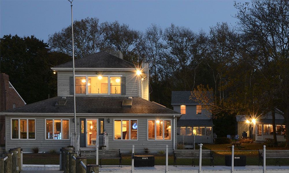 Professionally Cleaned Waterfront Property Dock Beach Bungalows Boat Lift Chesapeake City Beach Bungalows Chesapeake City Waterfront Property
