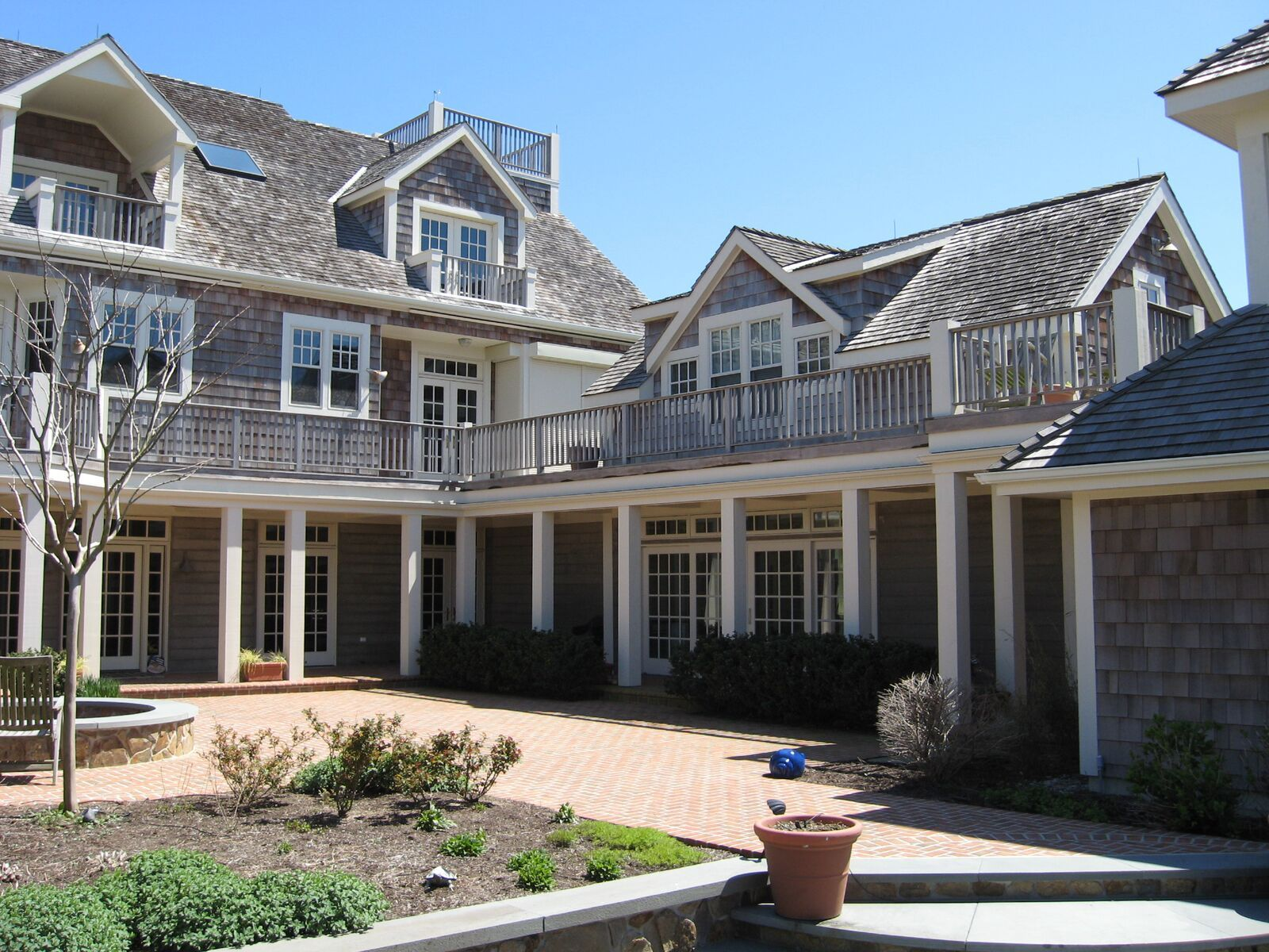 Image Result For Great Nantucket Style Beach House Plans Beach House Exterior Shingle Siding House Shingle Style Homes