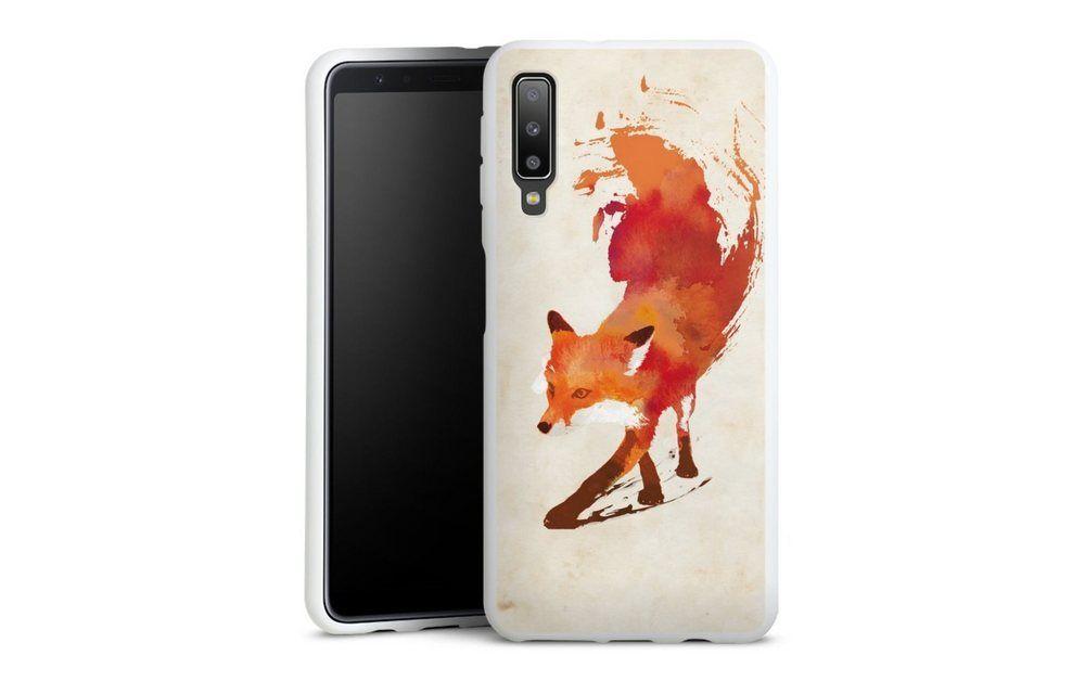 Handyhulle Vulpes Vulpes Samsung Galaxy A7 2018 Case Fuchs Graphic In 2020 Apple Iphone 6s Plus Samsung Samsung Galaxy S4 Mini