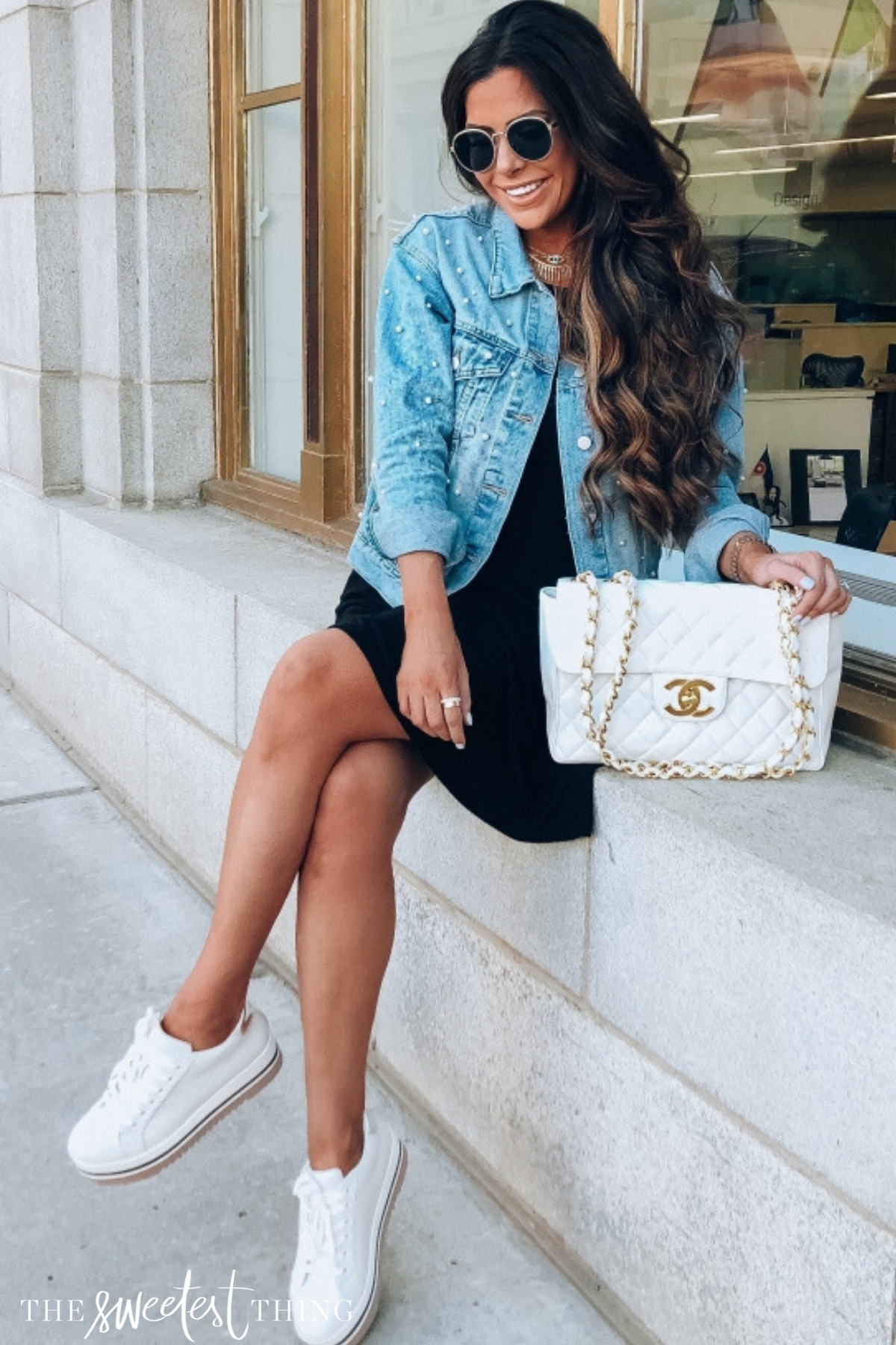 Massive Instagram Lately Spring Summer 2019 The Sweetest Thing White Sneakers Outfit Cute Sporty Outfits Sporty Outfits [ 1800 x 1200 Pixel ]