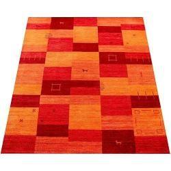 Teppich Gabbeh 304 Paco Home rechteckig Höhe 14 mm handgewebt Paco Home