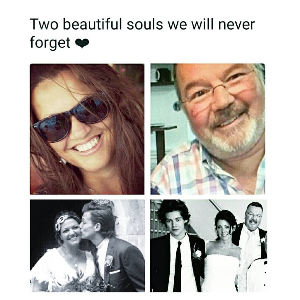 Now heaven has two angels Rest in peace Jay and Robin