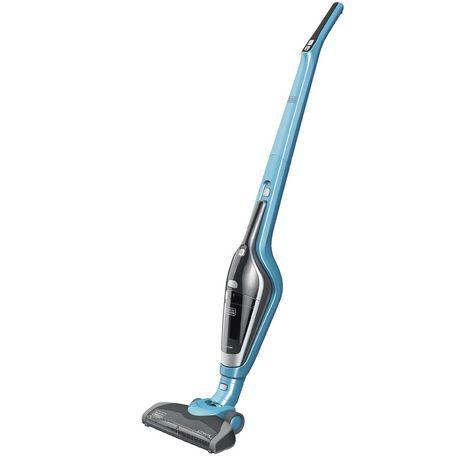 Black & Decker 2 in 1 Cordless Vacuum