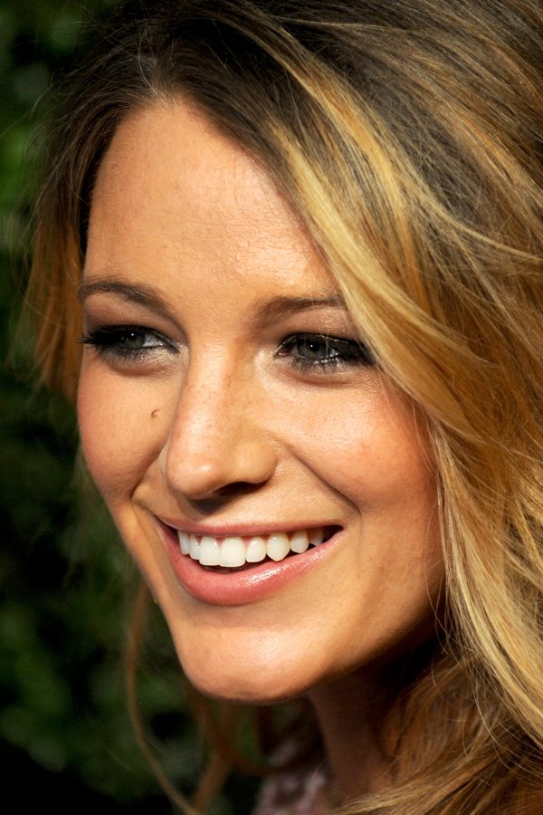 Bllake The Best Smile In The World 3 Blake Lively Pinterest