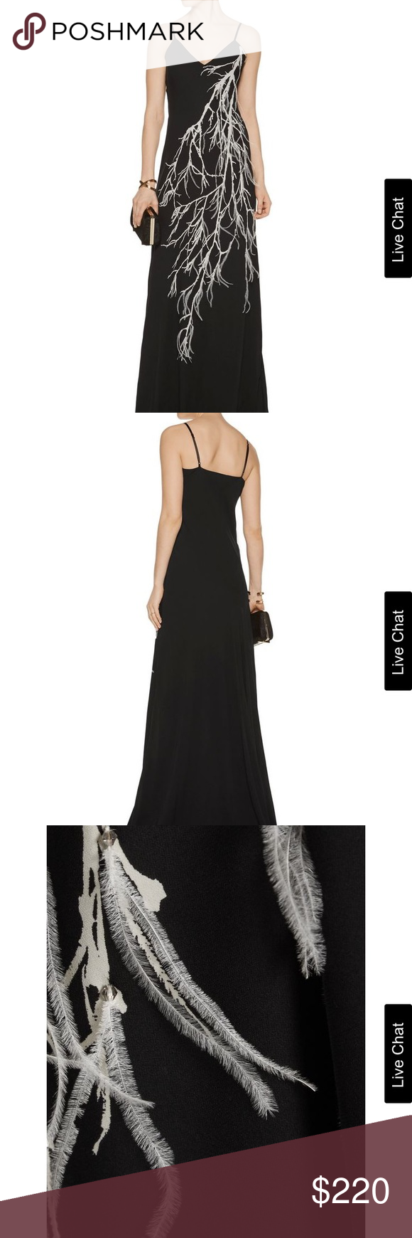 Halston Heritage gown | Halston heritage, Crepes and Gowns