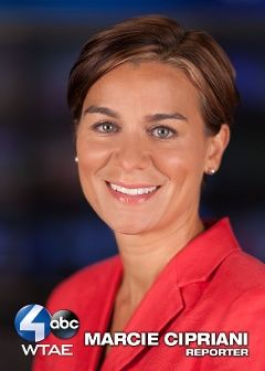 Marcie Cipriani - WTAE News Reporter | Marcie Cipriani in 2019
