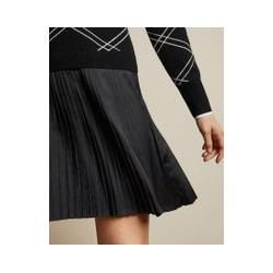 Photo of Checkered dress with long sleeves ted baker