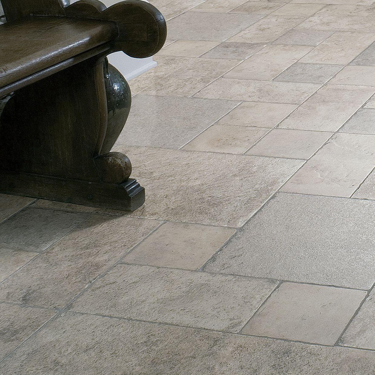 Leggiero Natural Stone Effect Laminate Flooring 1.86 m²