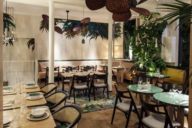 Klay, Paris / Hugo Toro et Maxime Liautard | Restaurant bar ...