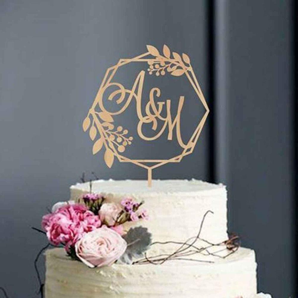 B cake topper Wedding cake topper B Custom Wedding Cake Topper Monogram Cake Topper Mr and Mrs Cake Topper Wedding Cake Decor Personalized