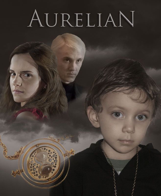 Aurelian Fanfiction Poster By Tokikitsune On Deviantart Draco And Hermione Dramione Poster