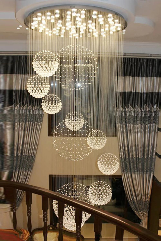 Lampadari Di Lusso In 2020 Chandelier Design Large Foyer