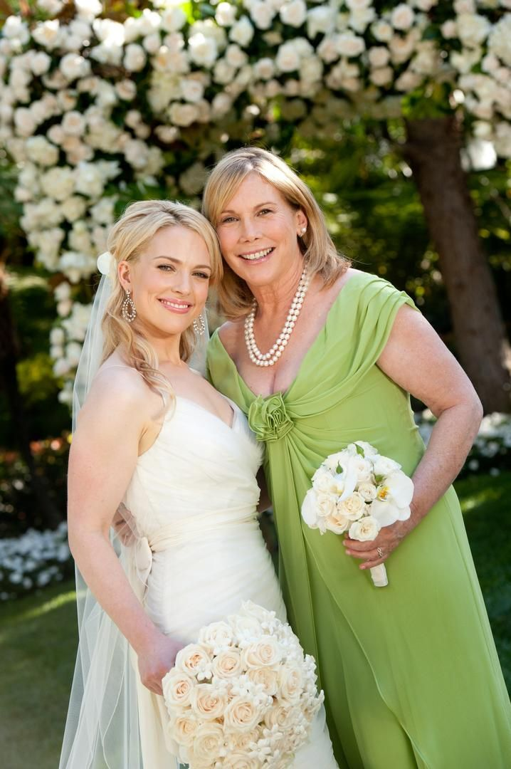 Romantic Intimate Summer Wedding In Beverly Hills California