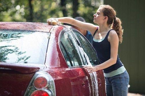 Khi rửa xe tại nhà, bạn cần chú ý nhiều điều