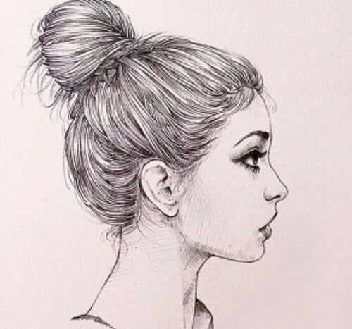 Tumblr Girl Drawing Hľadat Googlom Drawing D Pinterest