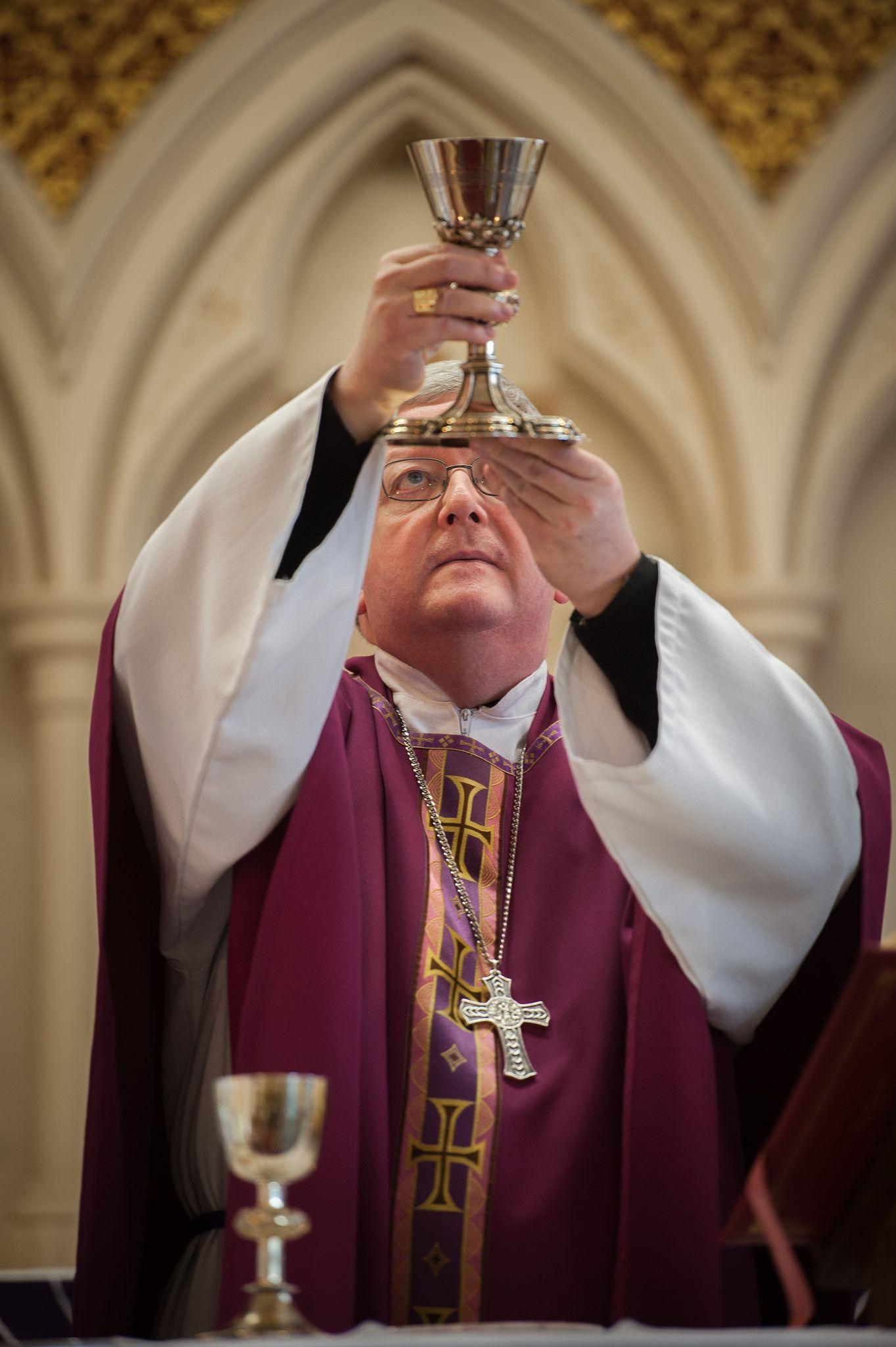 https://flic.kr/p/q7La54 | Archbishop Bernard Longley celebrated Mass with  retired priests | Archbishop Bernard Longley celebrated Mass…