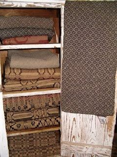 Coverlets Someday I Will Weave One Maybe In My Next Life Homespun Fabric Primitive Decorating Country Quilted Coverlet