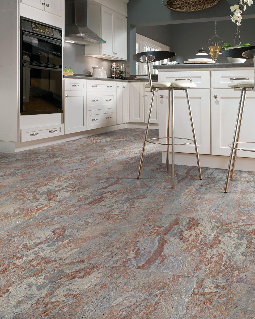 40pc1001 Slate Autumn Kitchen Flooring Beautiful Kitchens Kitchen Flooring Options