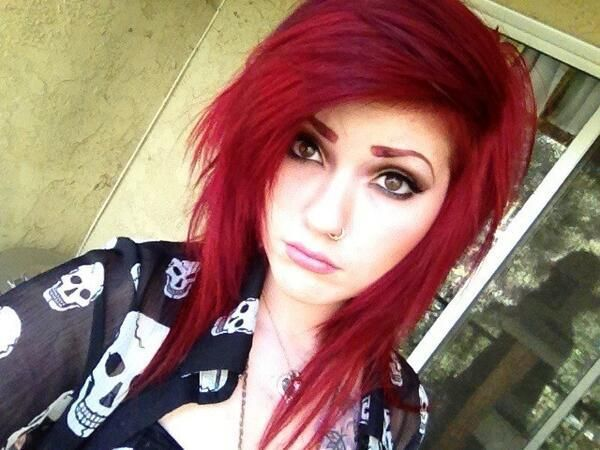 Red Hairstyles Ideas Every Girl Should Try Once | Hair | Pinterest ...