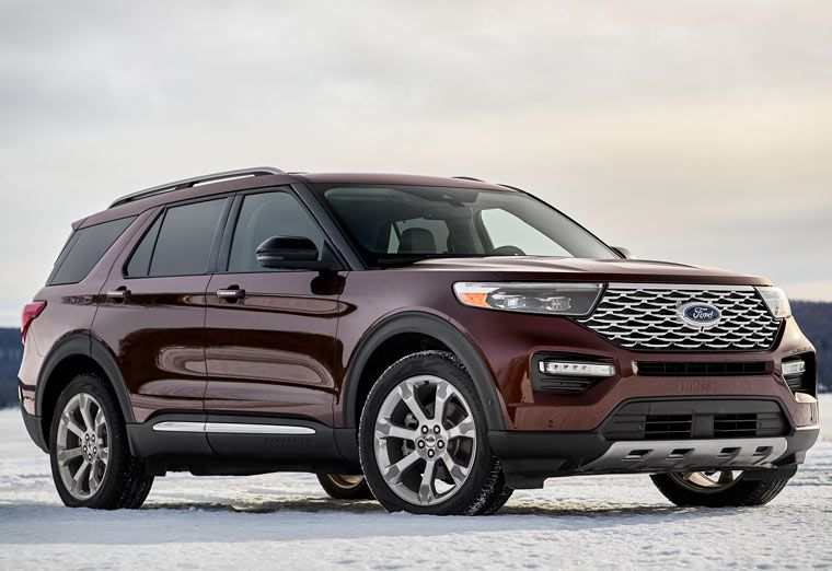 The 2020 Ford Explorer Will Be Hitting The Dealerships This Fall
